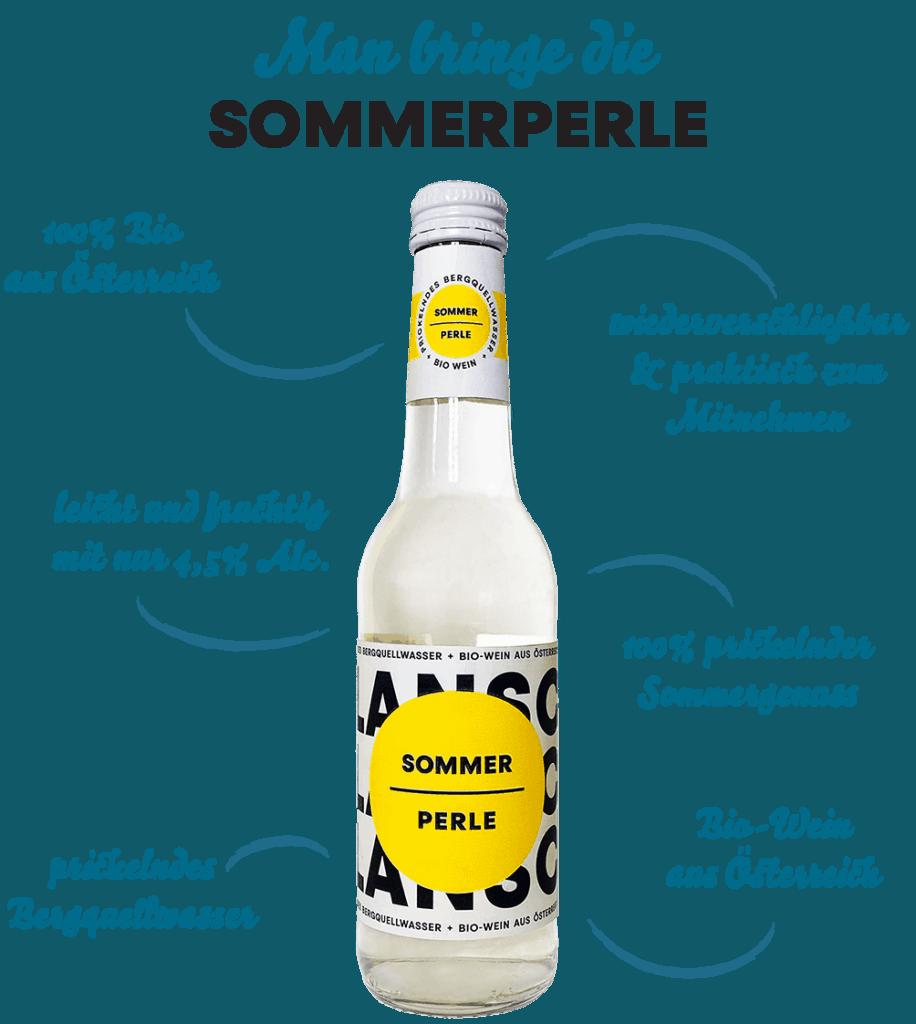 Sommerperle Brand